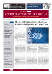 EXECUTIVE BRIEFING issue 16 - page 1