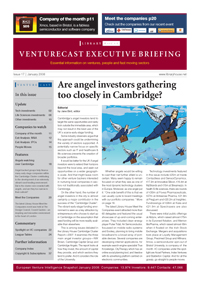 EXECUTIVE BRIEFING issue 17 - page 1