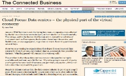 Cloud Focus: Data centres – the physical part of the virtual economy