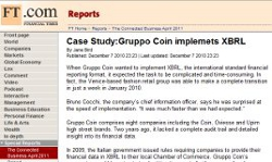 Gruppo Coin: Swift implementation