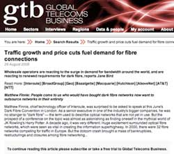 GLOBAL TELECOMS BUSINESS, 16 | DECEMBER 2009